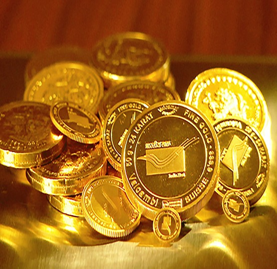Pawn Gold Coins